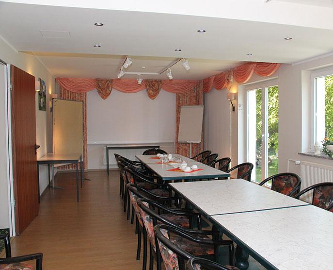 Das Landhotel Löwenbruch - Bild Tagungsraum