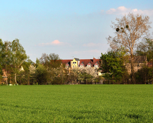 Das Landhotel Löwenbruch in malerischer Landidylle